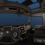 American Truck Simulator Kenworth K900 Interior Images