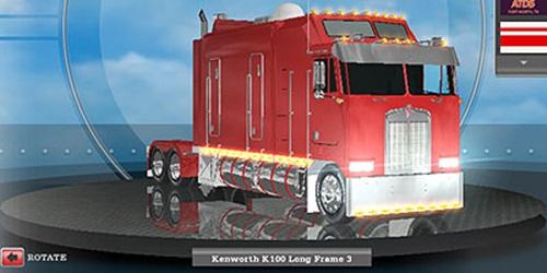 Kenworth K 100 Truck