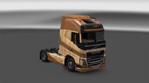 wooden-skin