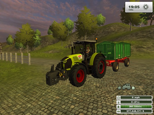 CLAAS Arion 620 2