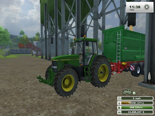 JohnDeere7810FriendGift
