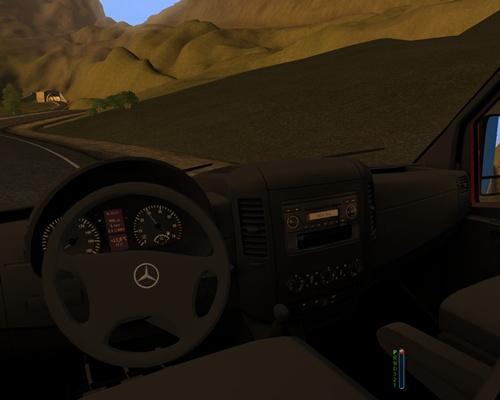 Mercedes-Benz Sprinter 518 Cargo 1.3.2 2