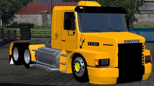 Scania 113H v 3.0