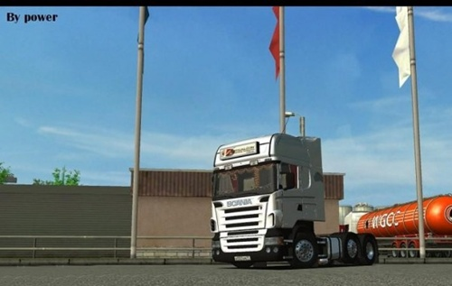 Scania-R4201