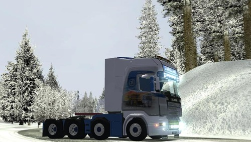 Scania-r580
