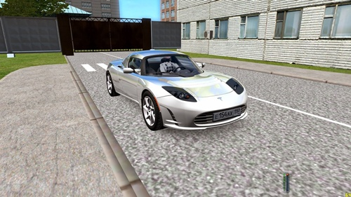 Tesla Roadster S - 1.3.3