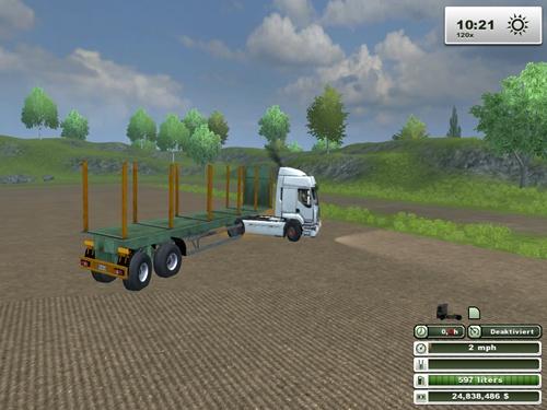 Timber Master B522