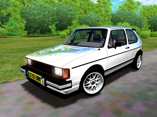 VW Rabbit GTI - 1.3.3