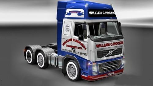 Volvo-FH-2009-William-C-Hockin-Skin-