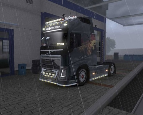 Volvo-FH-2013-Scattered-Croatian-Flag-Skin-1-