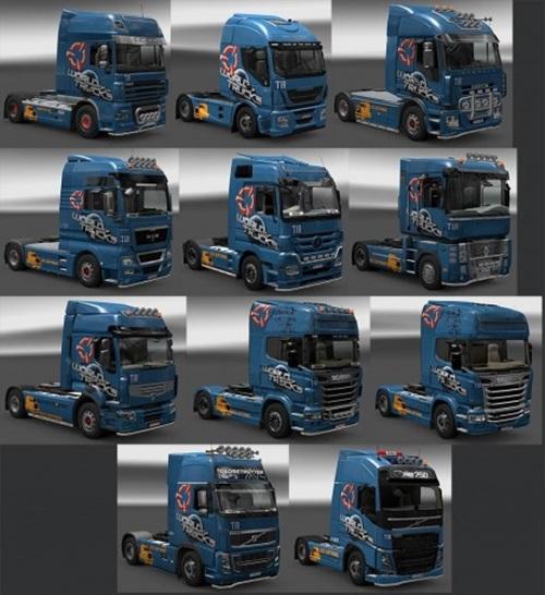 World-Of-Trucks-Skin-Pack