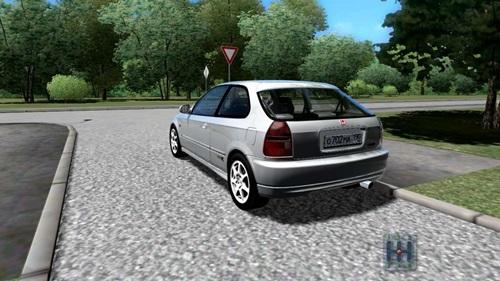 Honda-Civic Type-R 1997-