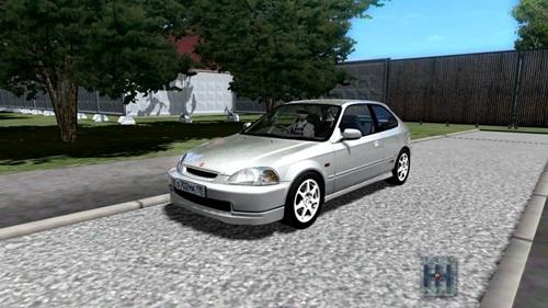 Honda-Civic Type-R 1997