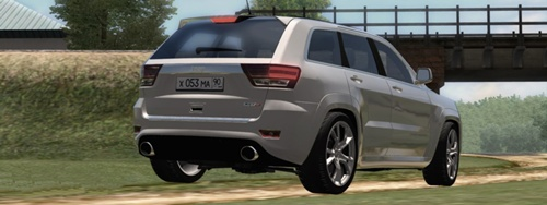 Jeep Grand Cherokee SRT8 1.3.2