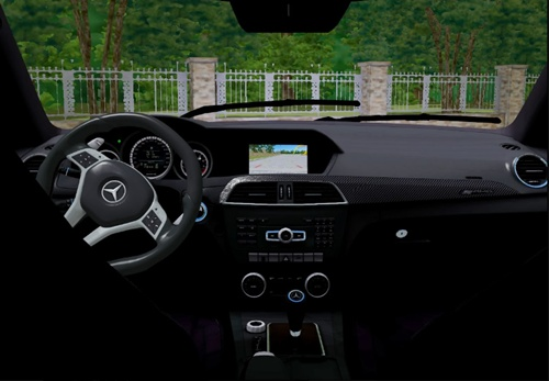 Mercedes-Benz C63 AMG Black Series - 1.3.3-