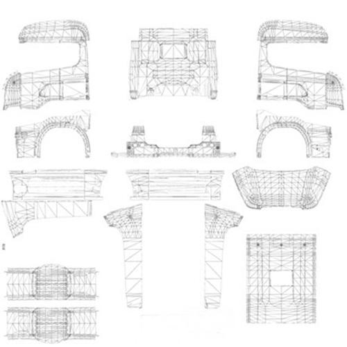 Scania-Highline-Template