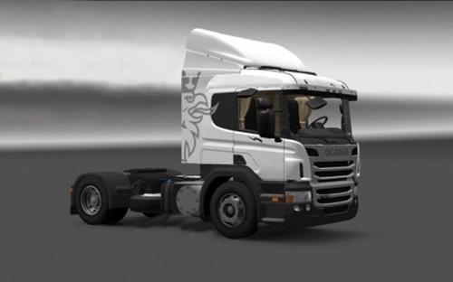 Scania-P