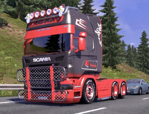 Scania-R-Grey-Red-Skin