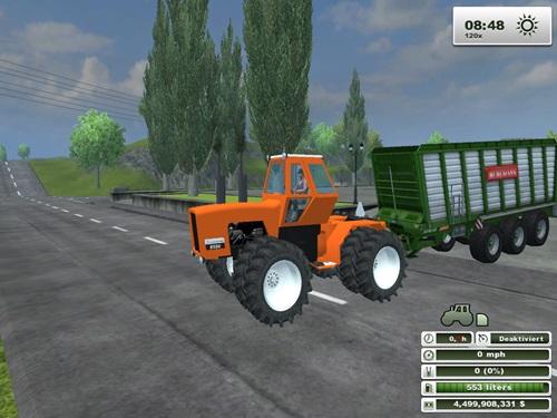 Allis Chalmers Farming Simulator 2013