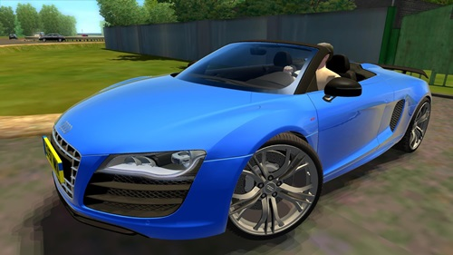 Audi R8 GT Spyder - 1.3.3