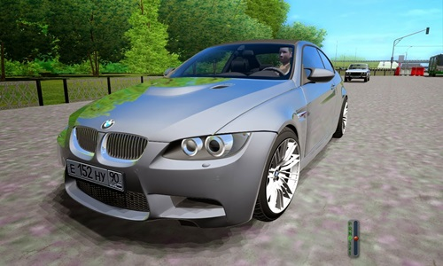 BMW M3 E92 – 1.3.3 City Car Driving