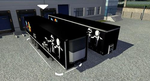 Daft Punk trailer