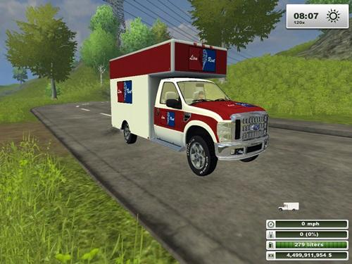 LionRent_Ford_F250_Cargo