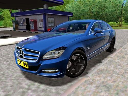 Mercedes-Benz, CLS63 AMG 2012 - 1.3.3