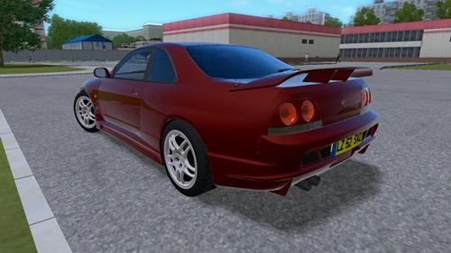 Nissan Skyline GTR V spec 1995 - 1.3.3 3