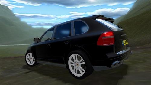 Porcshe Cayenne Turbo S 2009-3