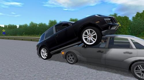 Porcshe Cayenne Turbo S 2009-4