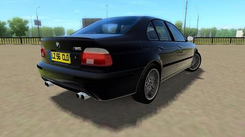 BMW M5 E393