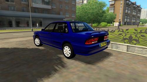 Mitsubishi Galant VR4 1992 - 1.3.3 3