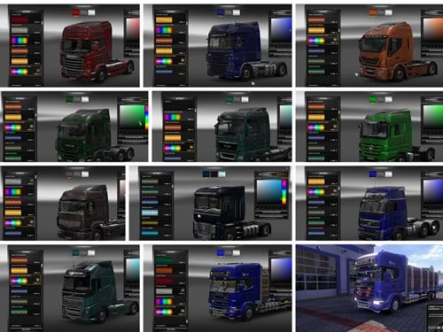 Truck_Metallic_Color