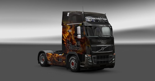 Volvo-FH-2009-Wyverns-and-Dragons-Skin-1