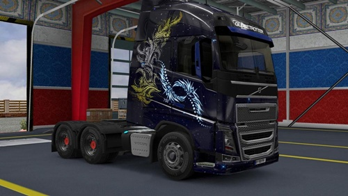Volvo-FH-2012-HD-Stylish-Skin-1
