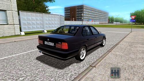 BMW M5 E34 1995 - 1.3.3 3