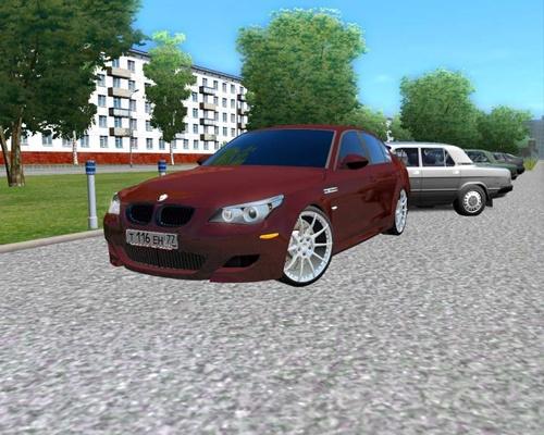 BMW M5 E60 1.3.3