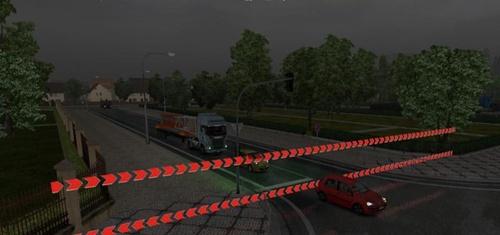 Road-closed-and-warning-Sign-2