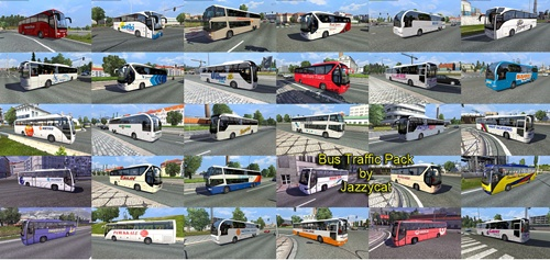 Bus Traffic All Pack