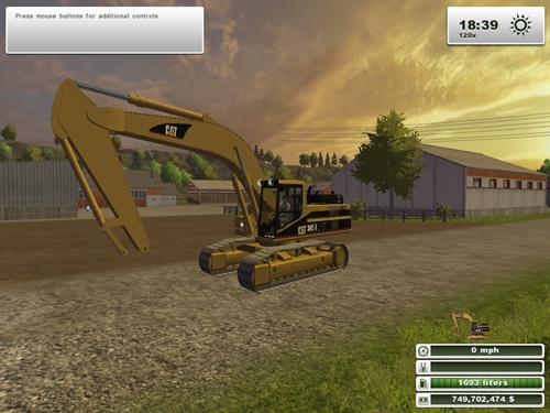 Cat Logging Mod Pack