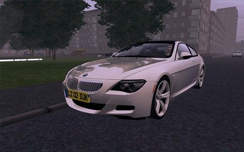 BMW M6 E63 1.2.5