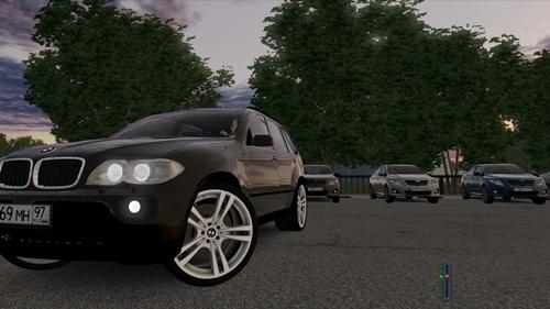 BMW X5 E53   1.3.3