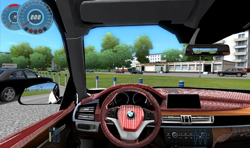 BMW X5 F15 Dashboard Mod