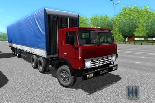 Kamaz-54112 - 1.3.3
