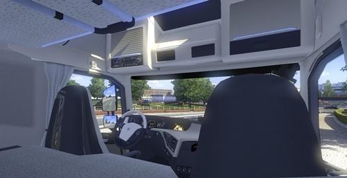 [MOD-ETS2] Seat adjustment no limits