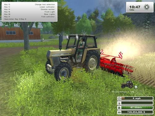 Ursus 904RT Tractor
