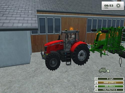 Farming Simulator 2013 V2.0 tested.