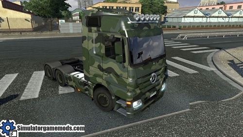 Army-Actros