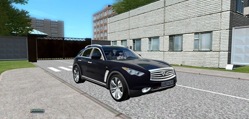 Infiniti-FX50S